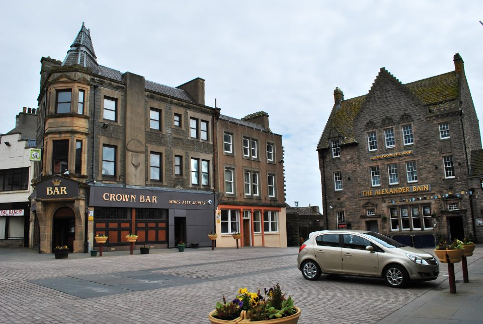 Wick Scotland