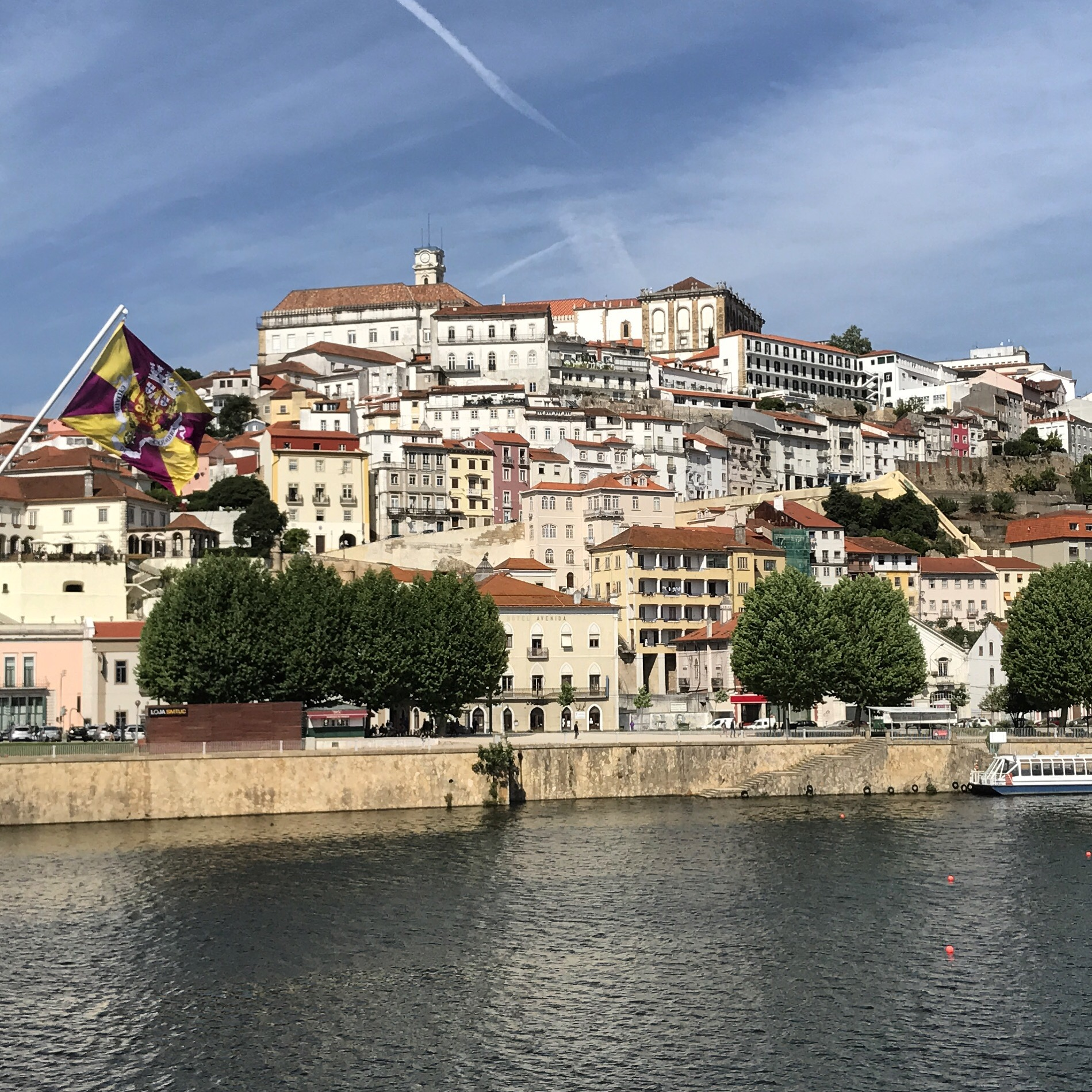 View of Coimbra