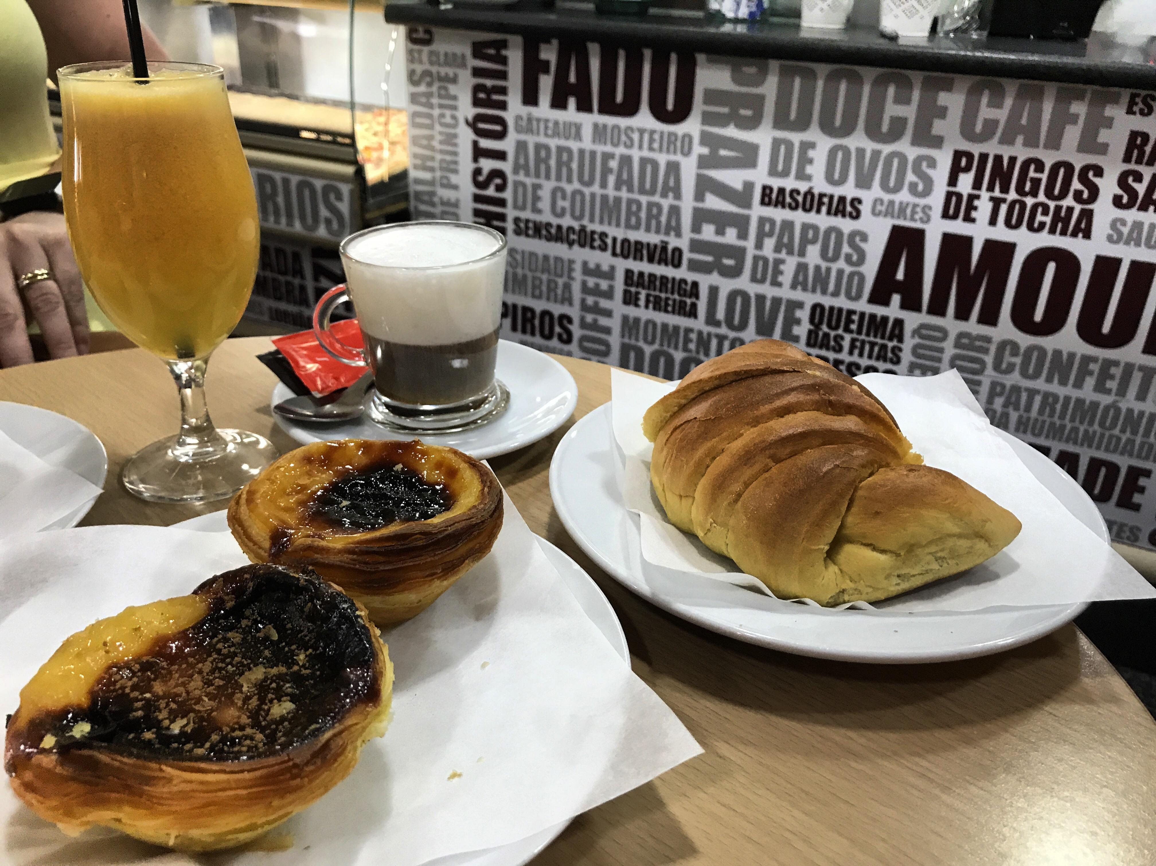 Briosa Pastelaria Coimbra