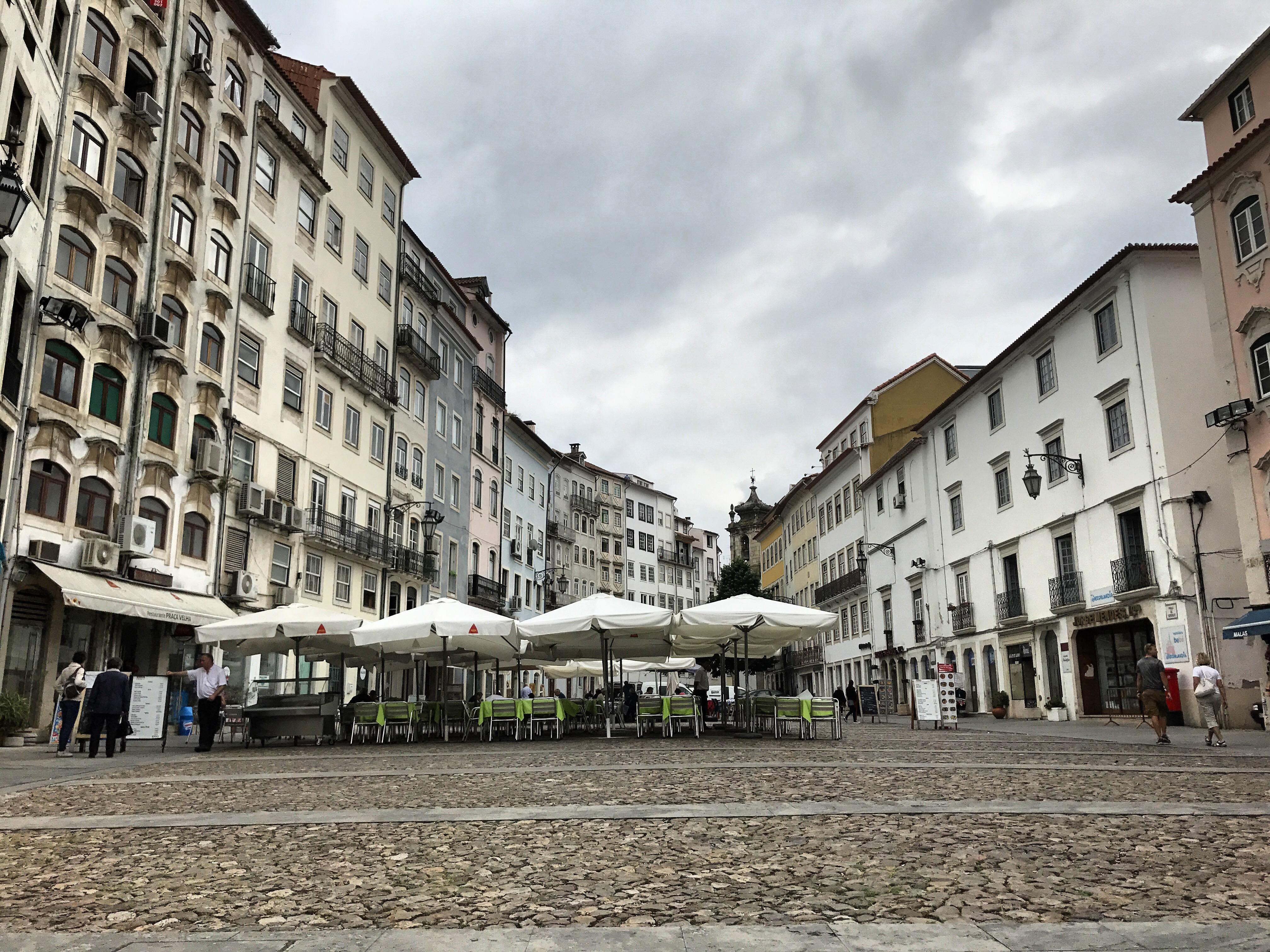 Praça do Comercio Coimbra