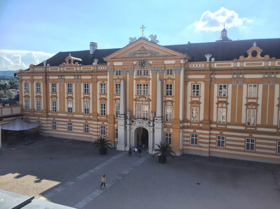 Melk Abbey and Danube Valley