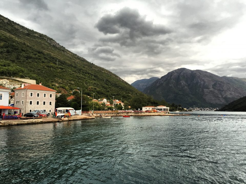 Bay of Kotor