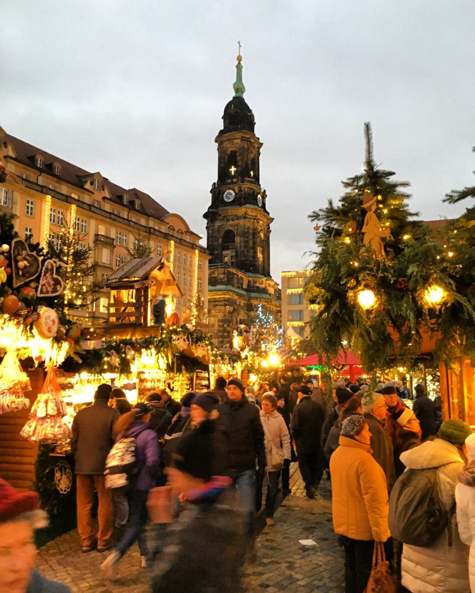 Dresden's Christmas Markets