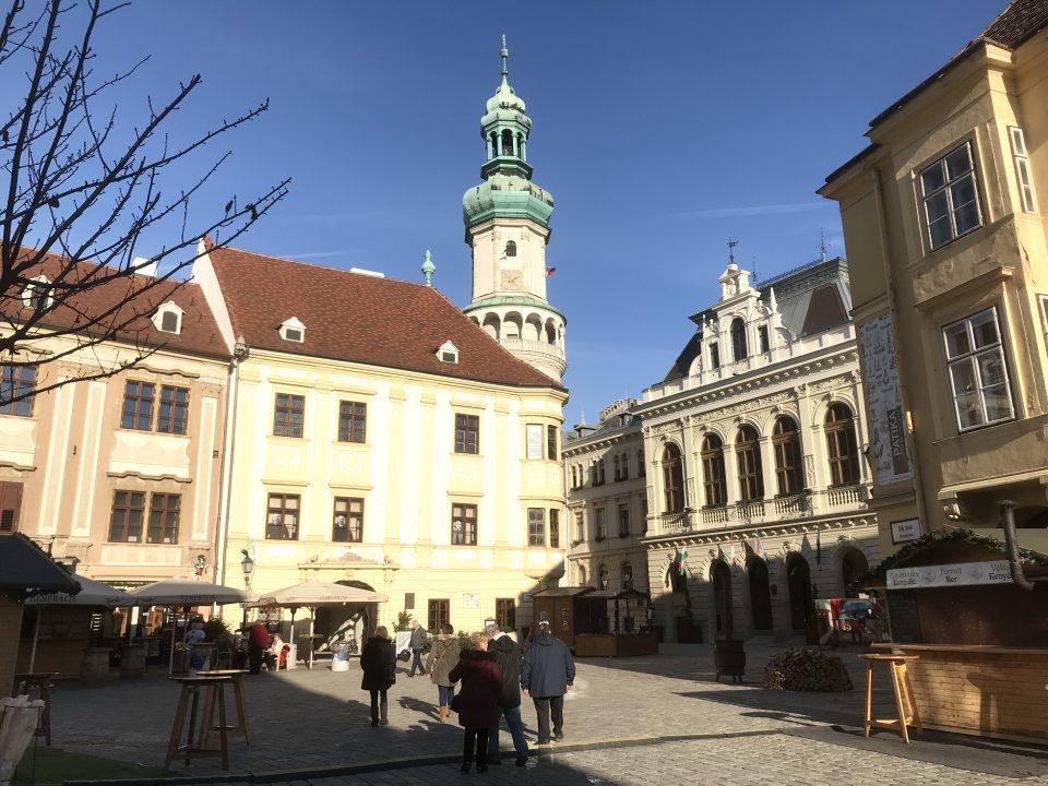 Főtér, Sopron