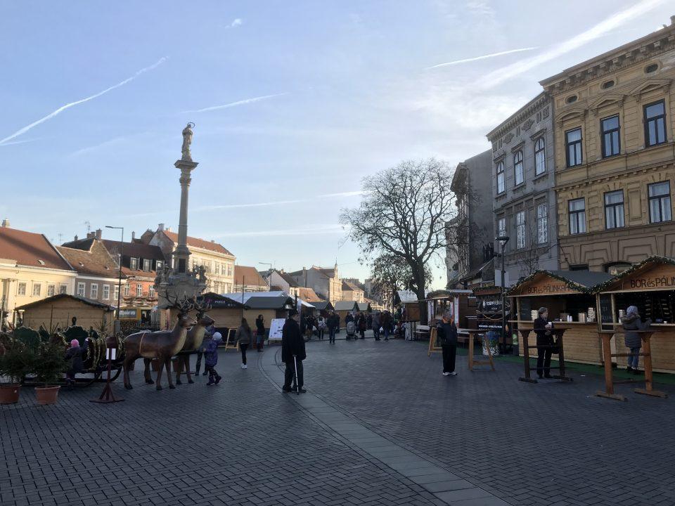 Sopron Christmas Market