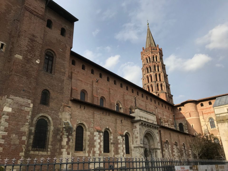 Basilica of Saint-Sernin