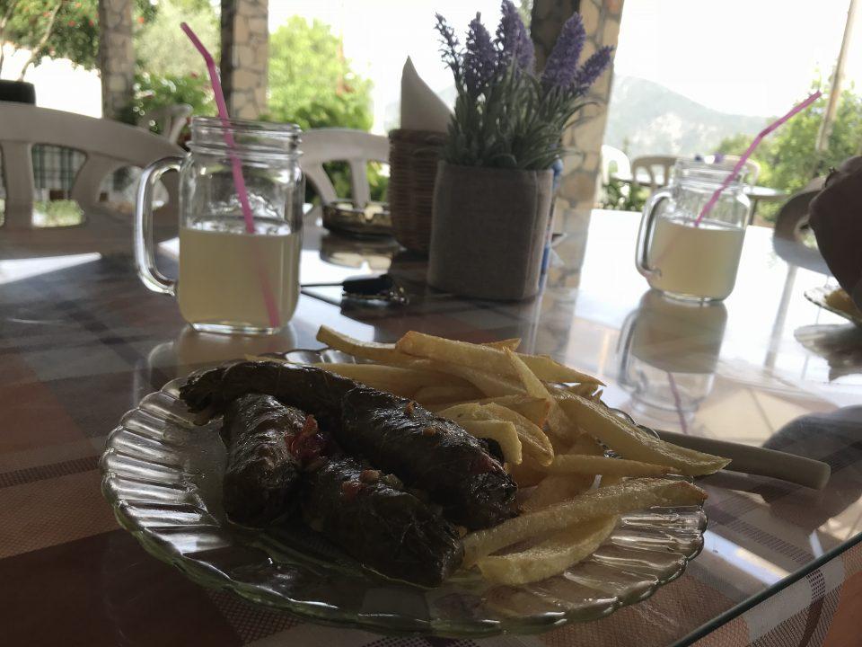 Oniro Restaurant, Panagia