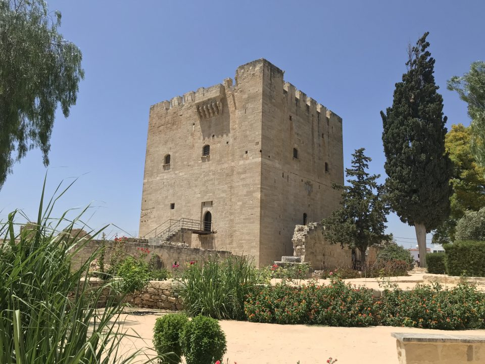 Kollosi Castle