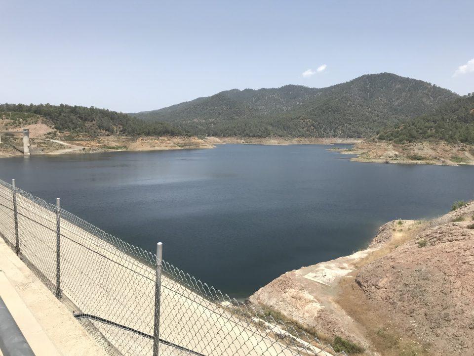 Asprogia-Kannaviou Dam