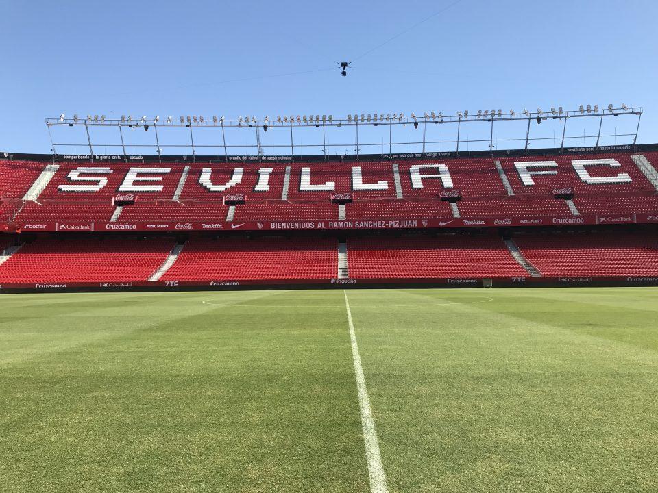 Sevilla FC Stadium Tour
