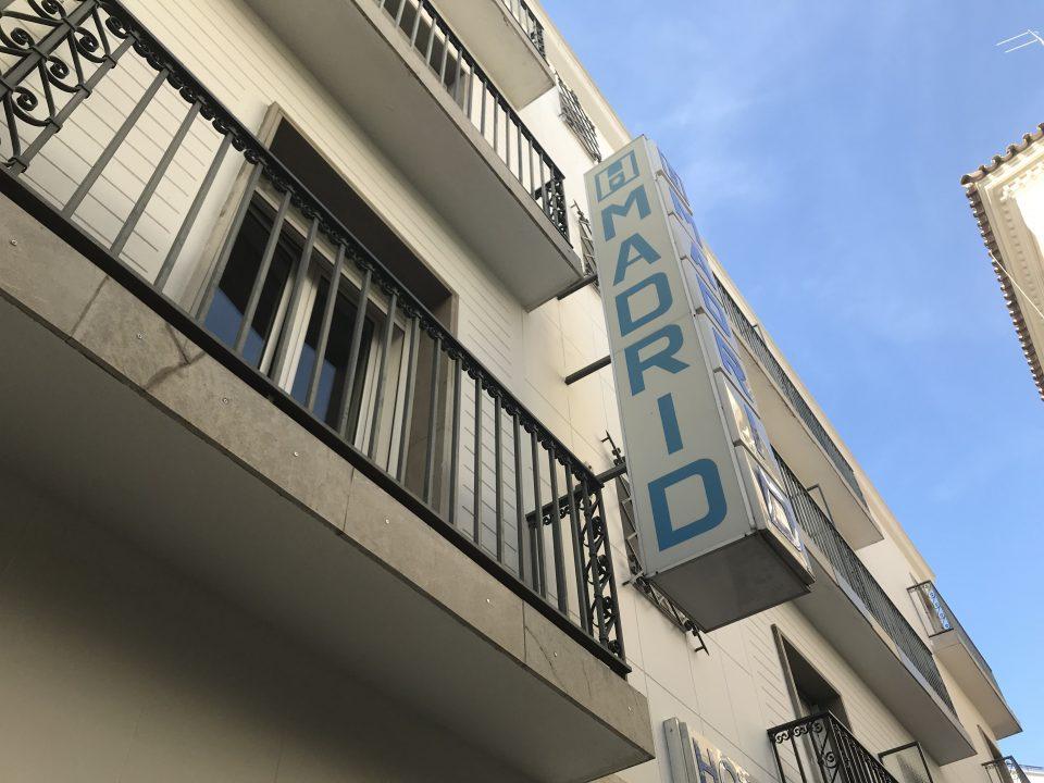 Hotel Madrid, Seville