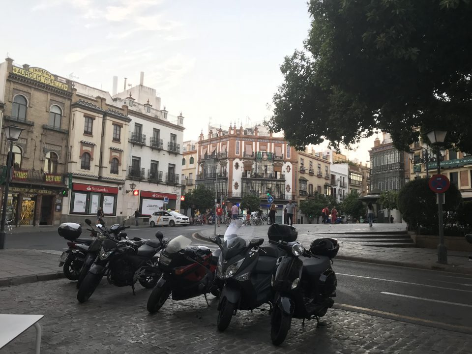 Triana District seville