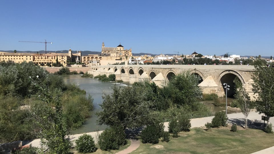 Puente romana
