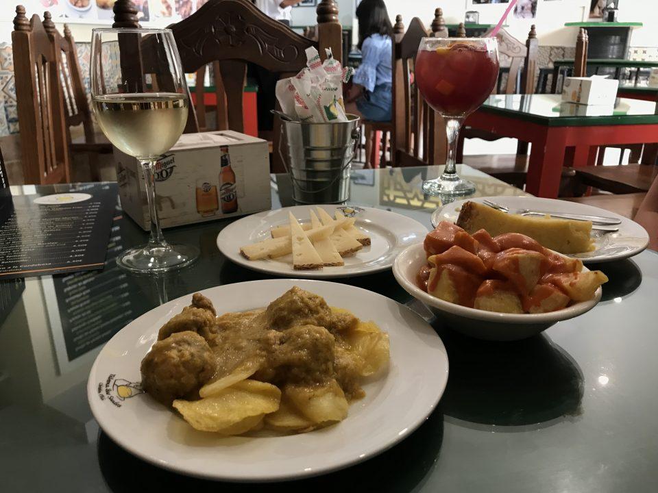 Spain Taberna Bar Santos cordoba