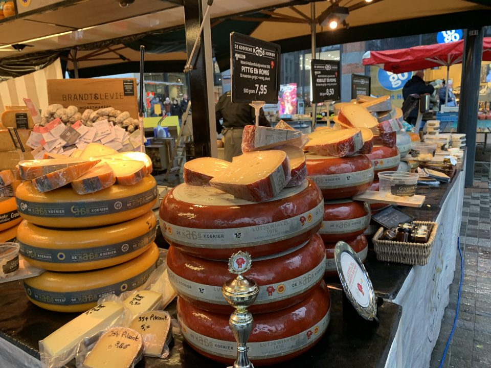 Market Vredenburg Utrecht