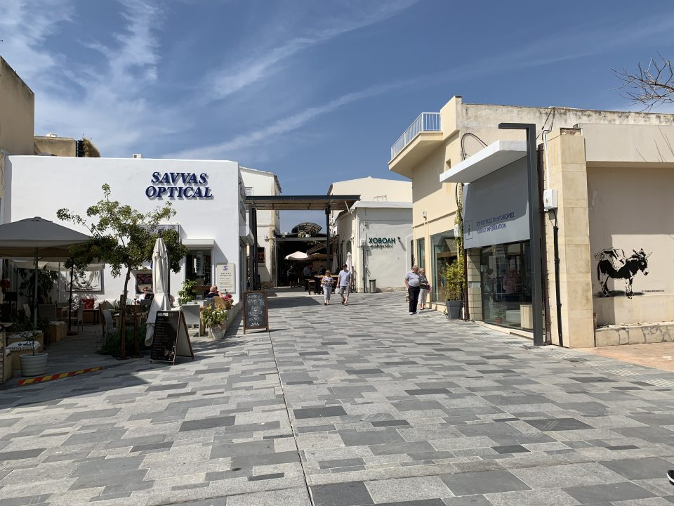 Picture of Old town of Paphos