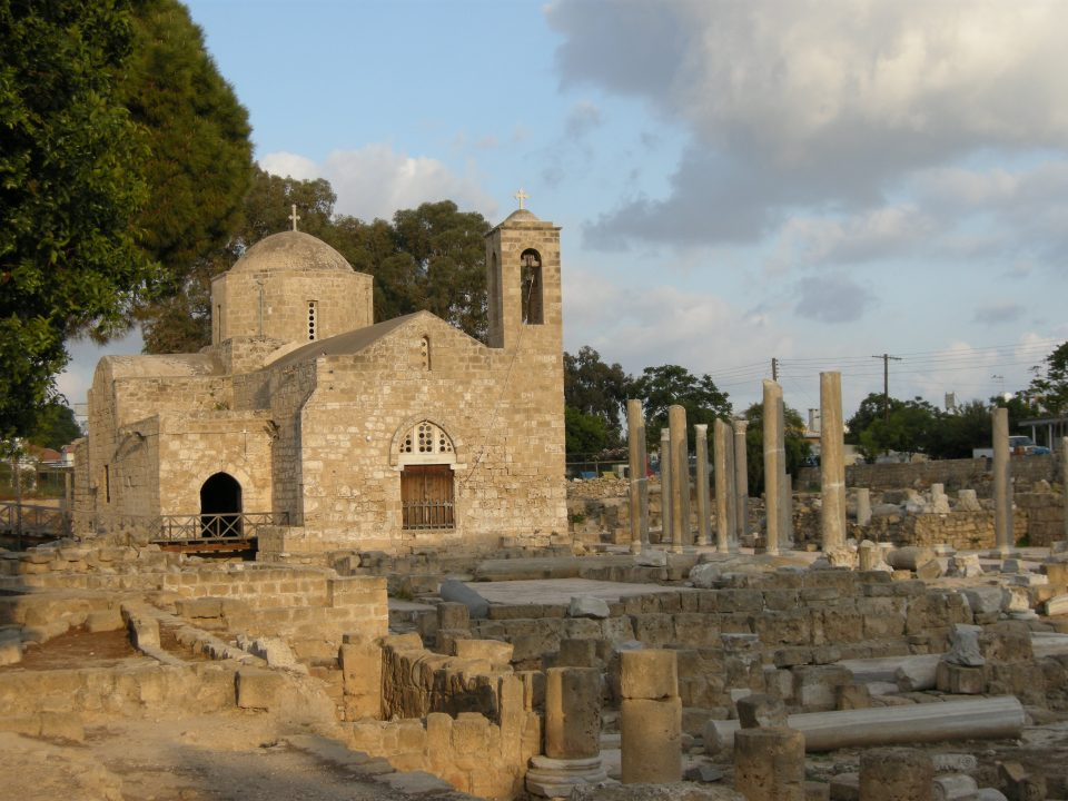 Image of Saint Paul's Pillar Paphos
