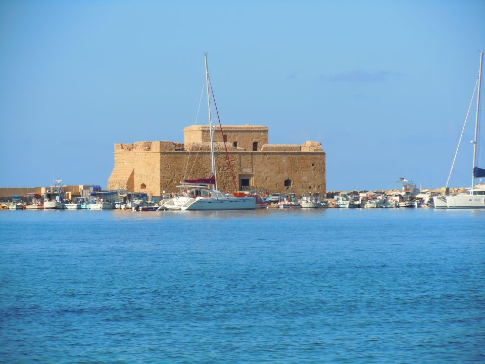 Photo of the Medieval Fort of Paphos