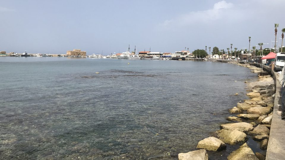 Picture of Paphos Harbour