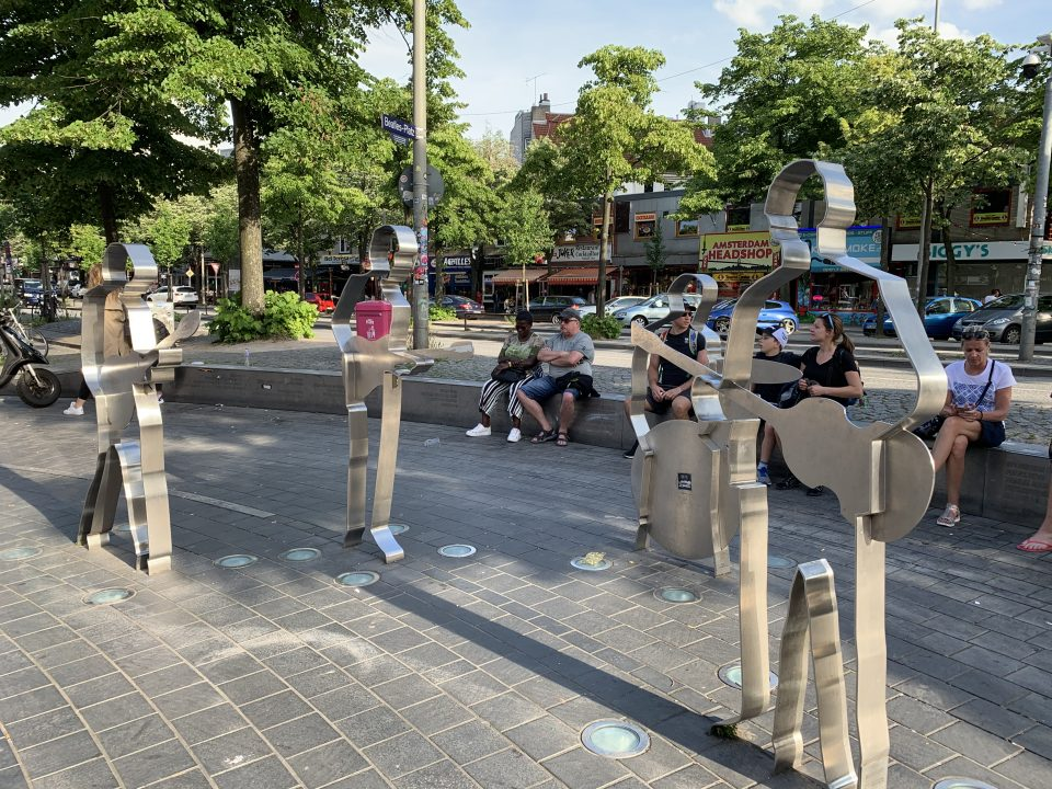 Beatlesplatz Hamburg