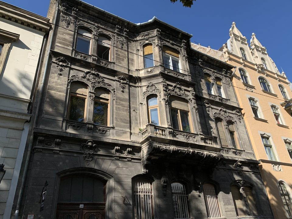 Brady house Budapest