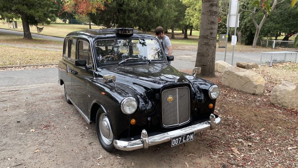 Image of Black Cab Central, Sydney