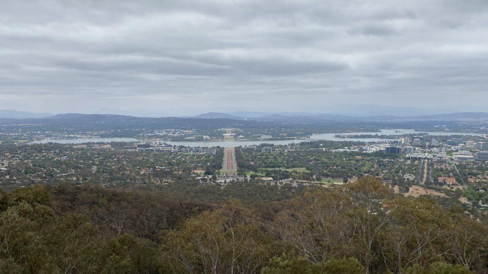 Mount Ainslie canberra