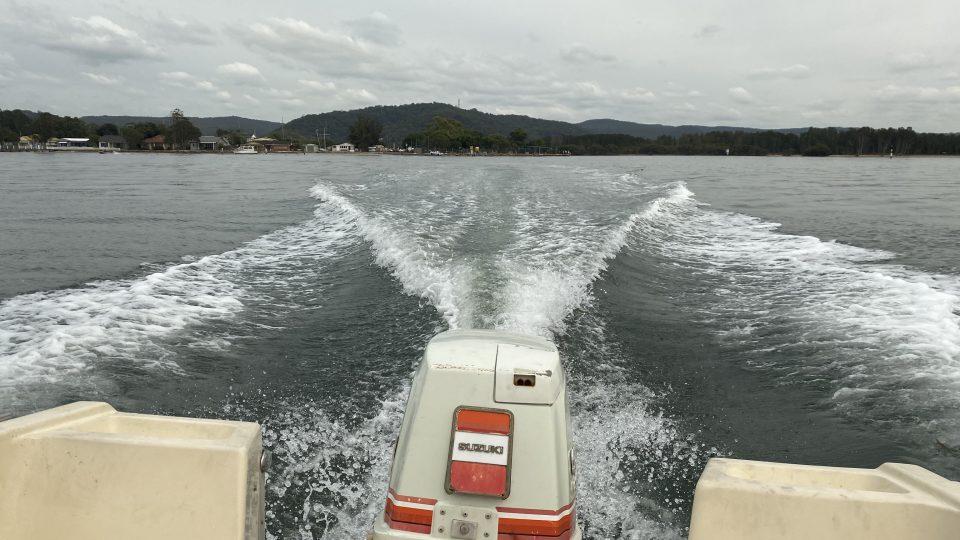 brisbane water, nsw