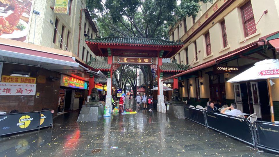 Sydney's Chinatown