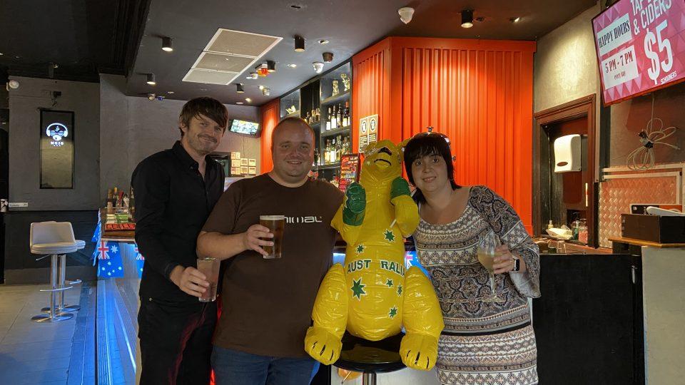 Scruffy Murphy's pub, Sydney